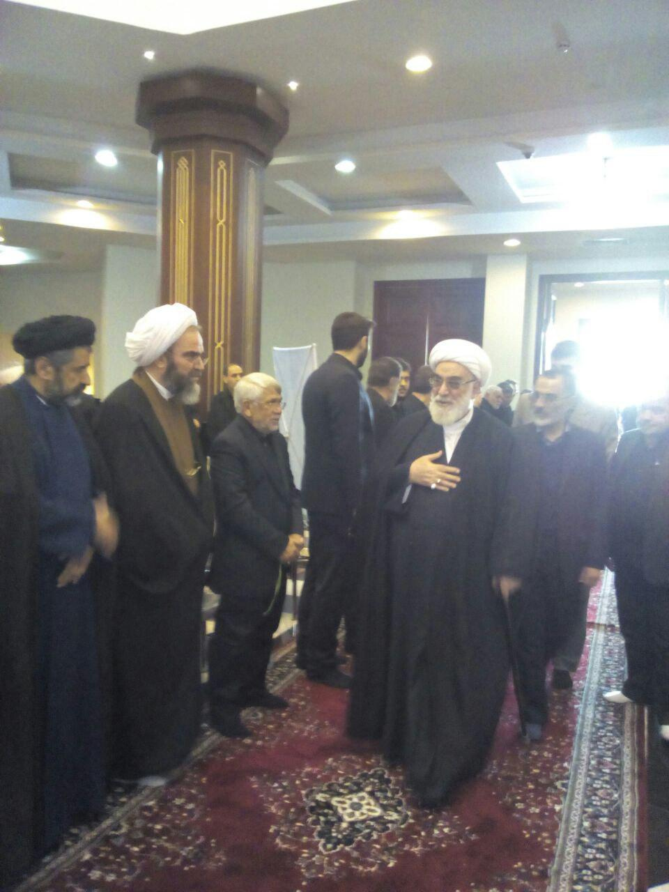 حجت الاسلام محمدی گلپایگانی