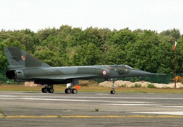 جنگنده فرانسوی