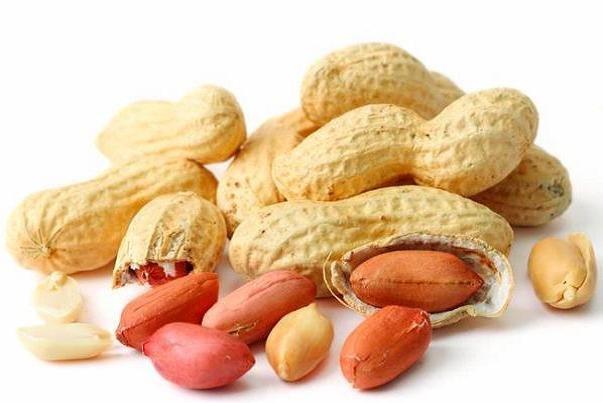 پیشگیری از حمله قلبی با خوردن بادام زمینی همراه غذا