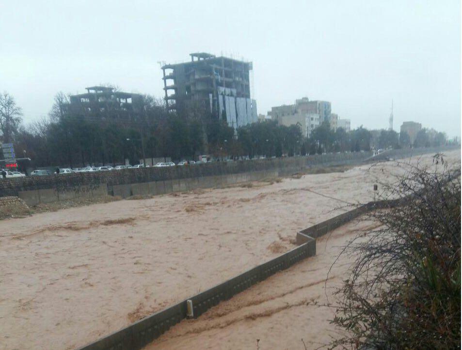 رودخانه شیراز