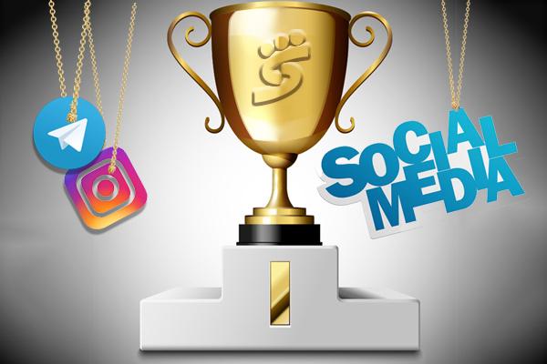 بانک شهر صدرنشین شبکههای اجتماعی بین بانکهای کشور شد