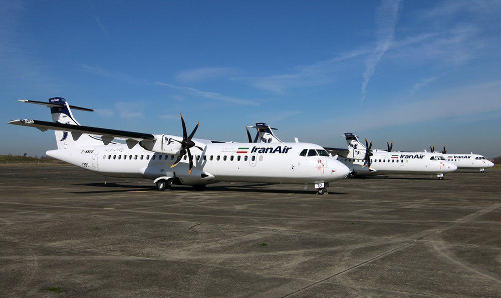 هواپیمای ای تی آر ۶۰۰