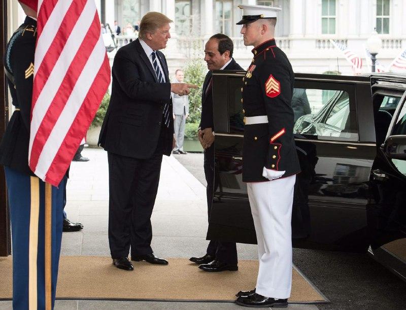 سفر السیسی به امریکا