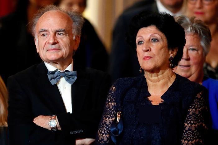 والدین امانوئل مکرون