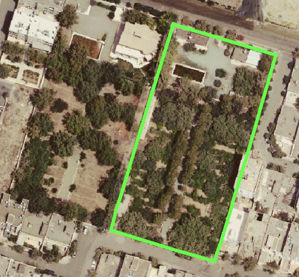 صدور مجوز نابودی یک باغ 5هزار متری در منطقه5