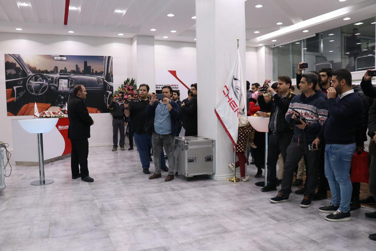 پایگاه خبری آرمان اقتصادی 13 شاسی بلند تیگو۵ جدید رونمایی شد +قیمت