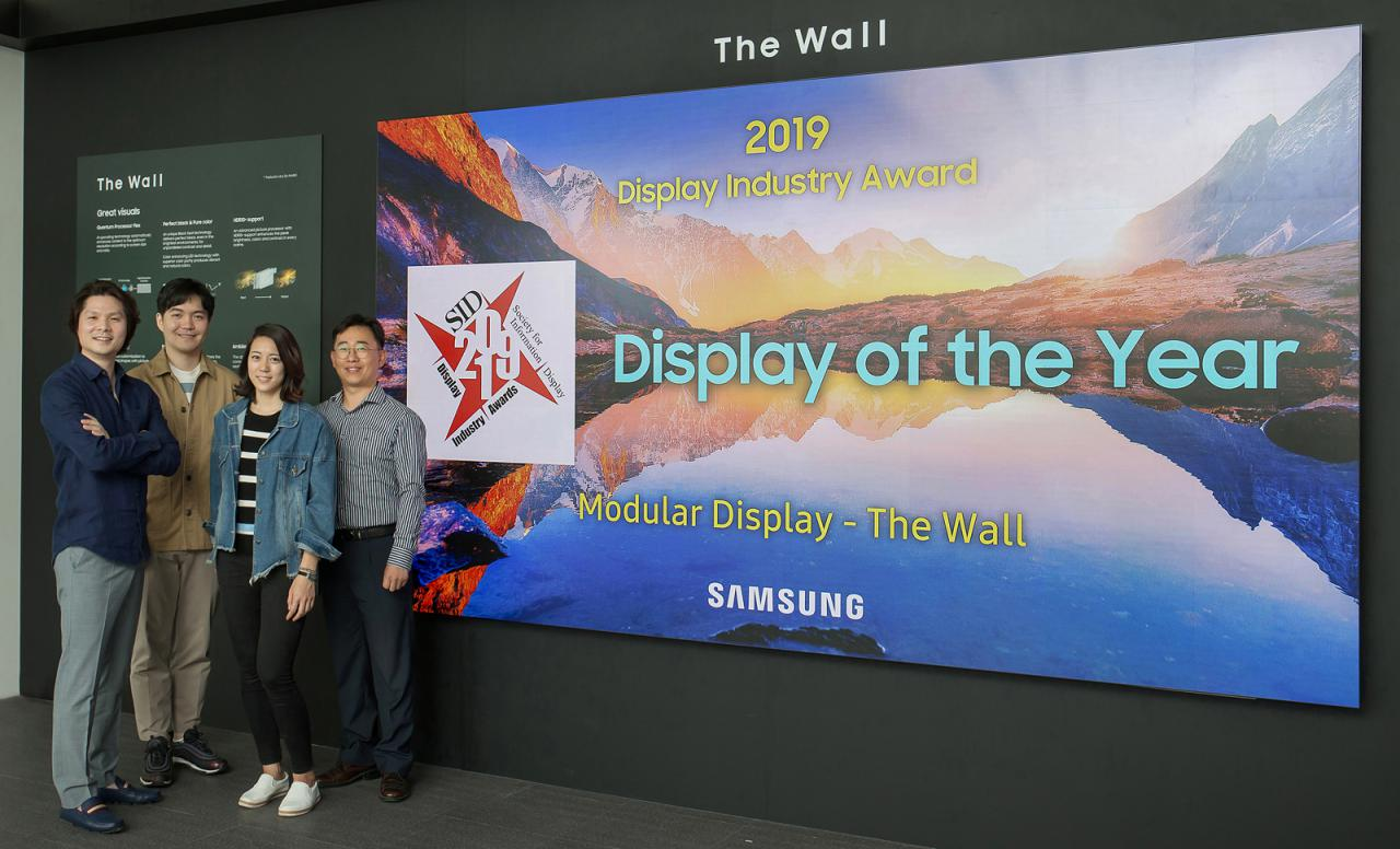 AV - The Wall by Samsung Wins Coveted - Pic (6)