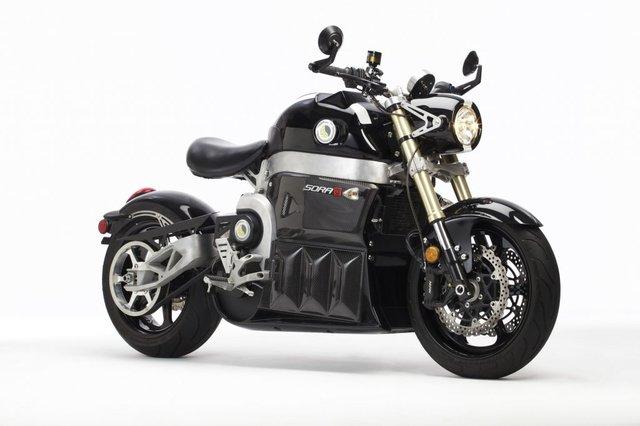 پایگاه خبری آرمان اقتصادی 8 بهترین موتورسیکلتهای برقی در جهان +تصاویر