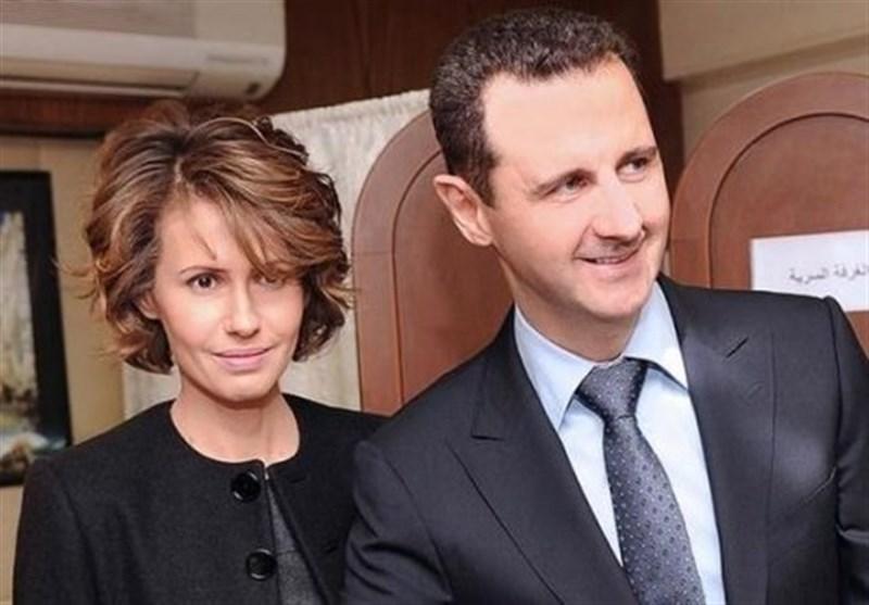 اسما اسد همسر بشار اسد