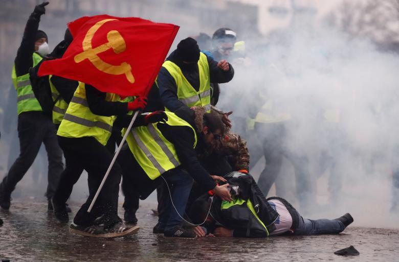 شوروی جلیقه زرد