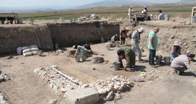 کشف پستخانه ایران باستان