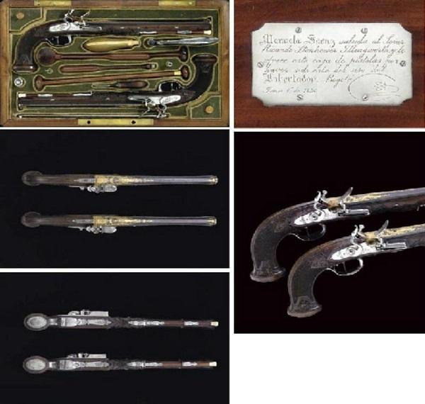 گرانترین سلاحها