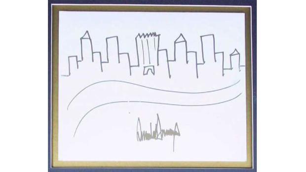 اثر هنری ترامپ
