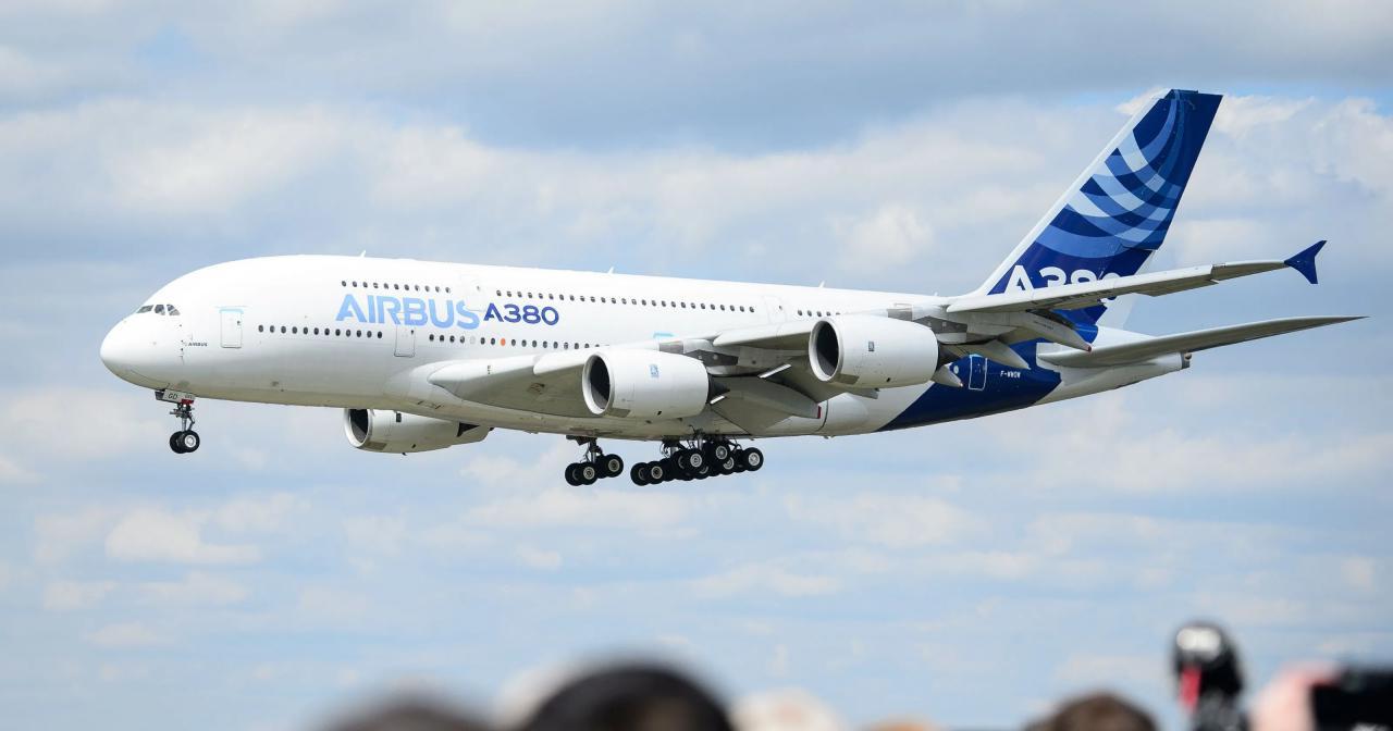 ایرباس Airbus A380