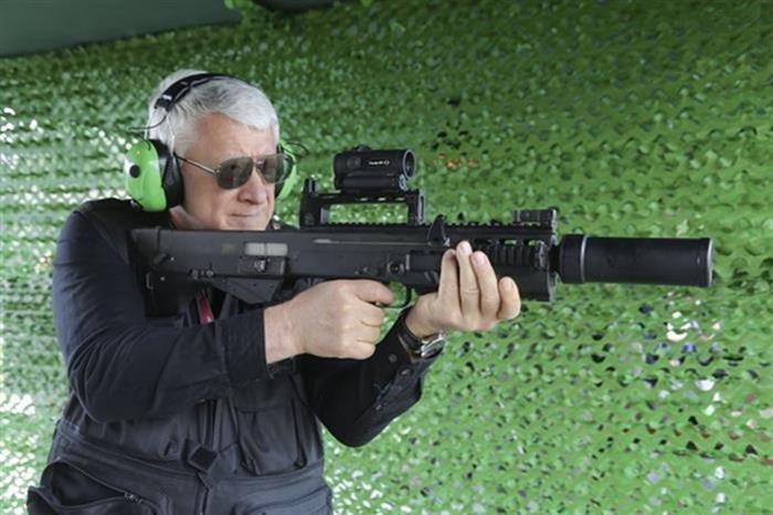 اسلحه روسی شاک – 12