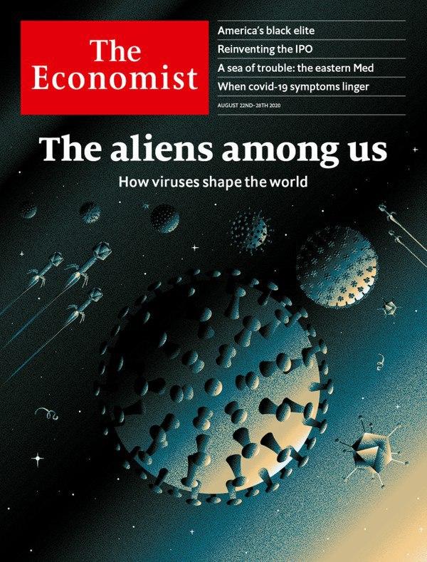 جلد اکونومیست