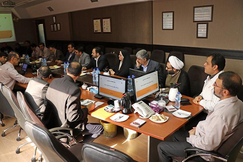 بازدید اعضای کمیسیون آموزش مجـلس از مرکز تحقیقات و نوآوری سایپا