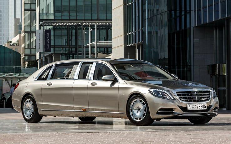 پایگاه خبری آرمان اقتصادی 10 درازترین خودروهای تاریخ جهان +عکس
