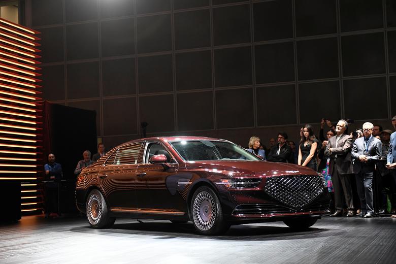 29 جنسیس G90 مدل 2020