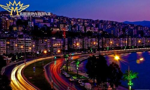 کدام یک از شهرهای ترکیه برای سفر مناسب تر است؟