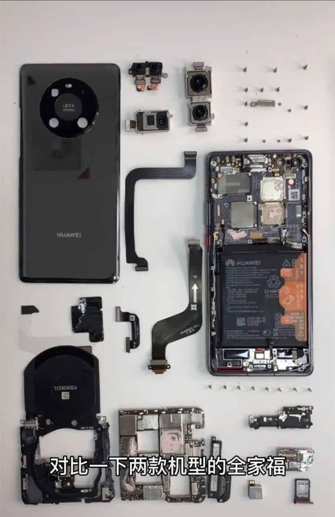 40 Pro+ Huawei Mate