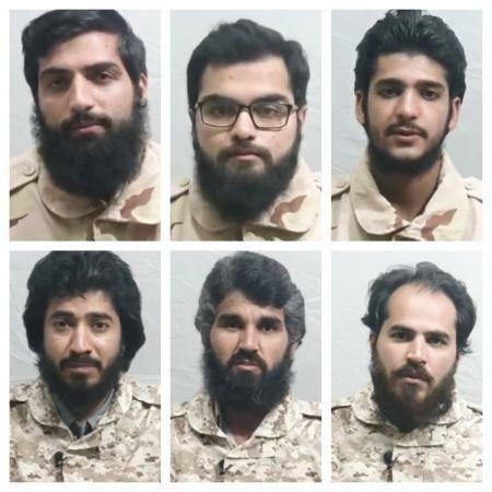 مرزبانان ربوده شده