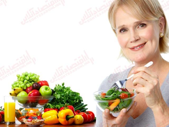 رژیم غذایی یائسگی