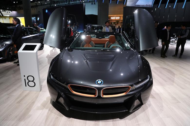 6 بیامدبلیو مدل i8