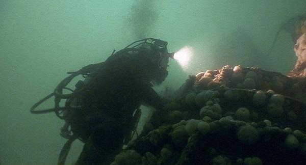 زیر دریایی هیتلر