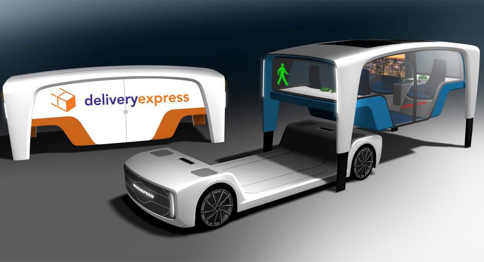 پایگاه خبری آرمان اقتصادی 16 خودروهای حمل و نقل آینده +عکس