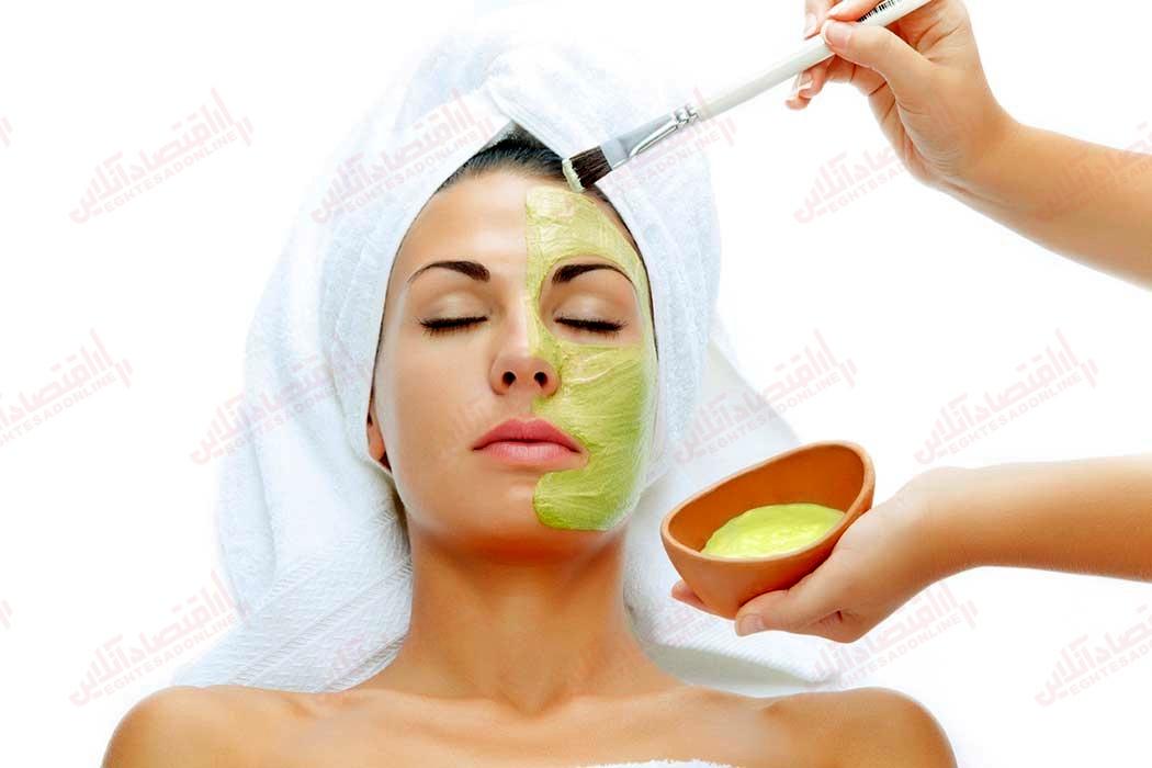 مراقبت پوستی با اب خیار