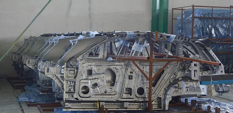 پایگاه خبری آرمان اقتصادی 08 جزییات تولید شاسی بلندهای هن تنگ در ایران