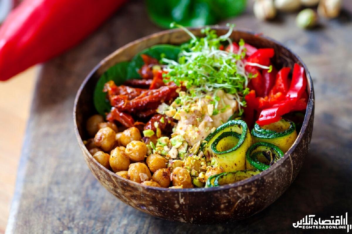 گیاه خواری وگان