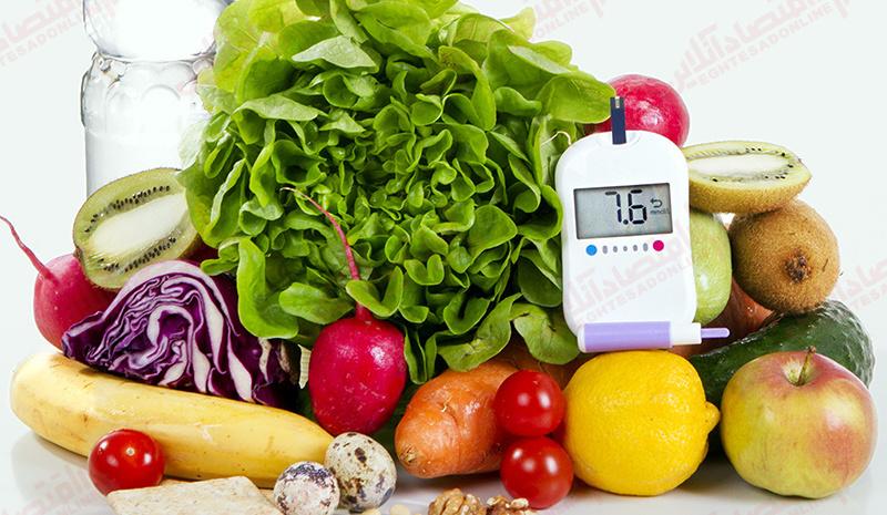 گیاه خواری+ دیابت