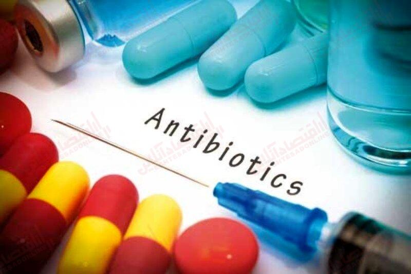 درمان آنتی بیوتیک