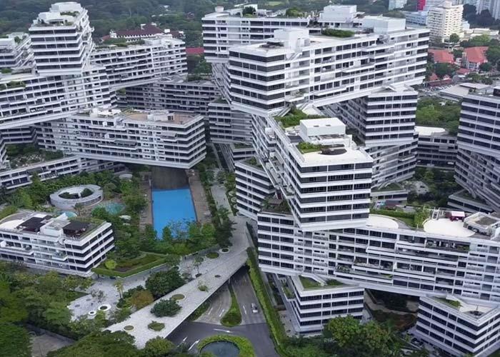 کممصرفترین ساختمانهای جهان