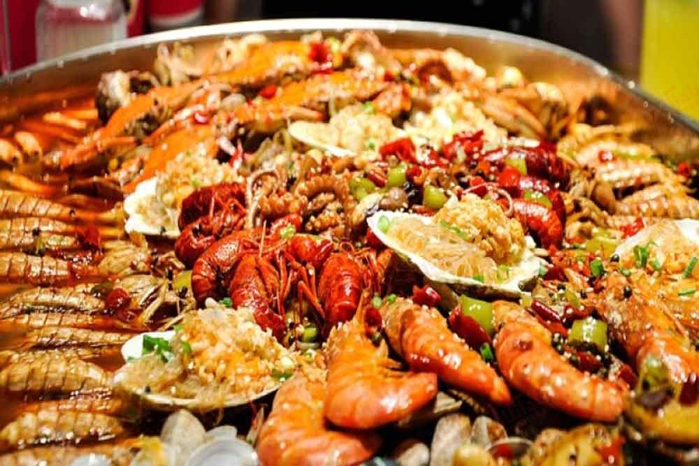 غذای دریایی2