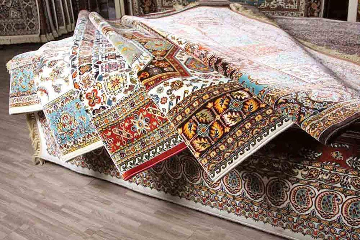 صادرات ۱۵میلیون دلار فرش دستباف در 4ماه