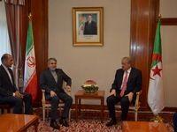 دیدار وزیر ارشاد با نخستوزیر الجزایر +عکس