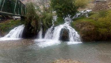 آبشارهای زیبای آرپناه