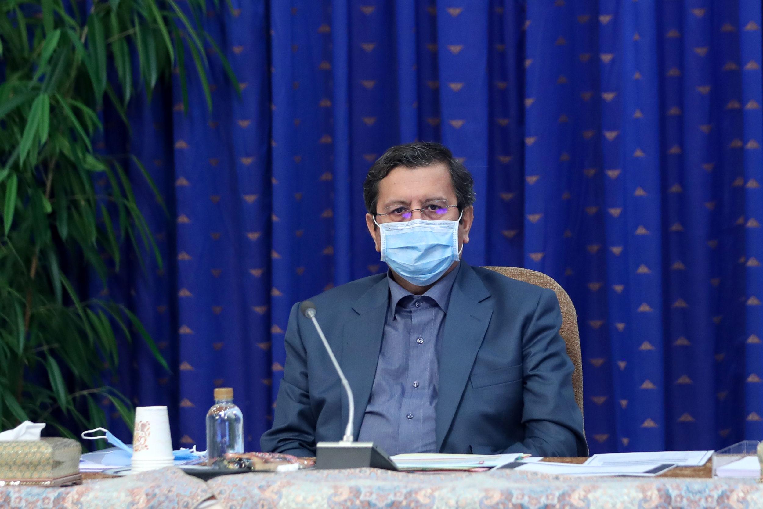 عبدالناصر همتی رییس بانک مرکزی