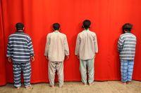 دستگیری اعضای یک تیم تروریستی در زاهدان