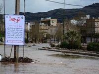 ۲۶۹ شهر و ۵۱۴۸ روستا تحت تأثیر شرایط جوی هستند