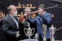 دست به اسلحه شدن 2وزیر +عکس