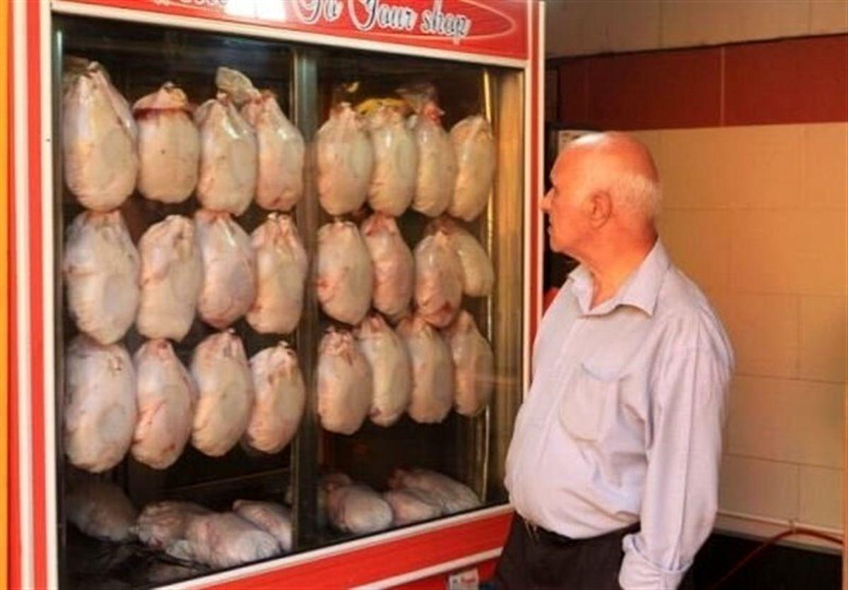قیمت مرغ در شب یلدا  چند؟