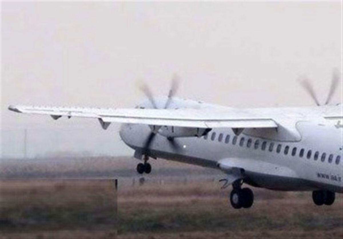 لغو 21پرواز فرودگاه اهواز به علت مه غلیظ