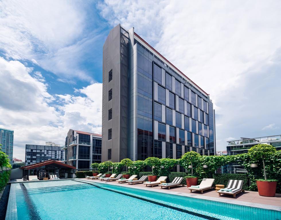هتل M Social Singapore،  در سنگاپور