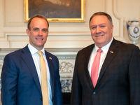 وزیر خارجه انگلیس وارد واشنگتن شد