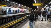 مسافران حدالمقدور در ساعات پیک با مترو سفر نکنند/ کاهش سرفاصله حرکت قطارها