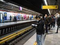 خط ۶ متروی تهران جمعه سرویسدهی ندارد